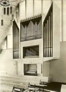 Orgel Rehobothkerk 1967